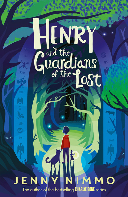 Фото - Jenny Nimmo Henry and the Guardians of the Lost jenny nimmo charlie bone and the shadow of badlock