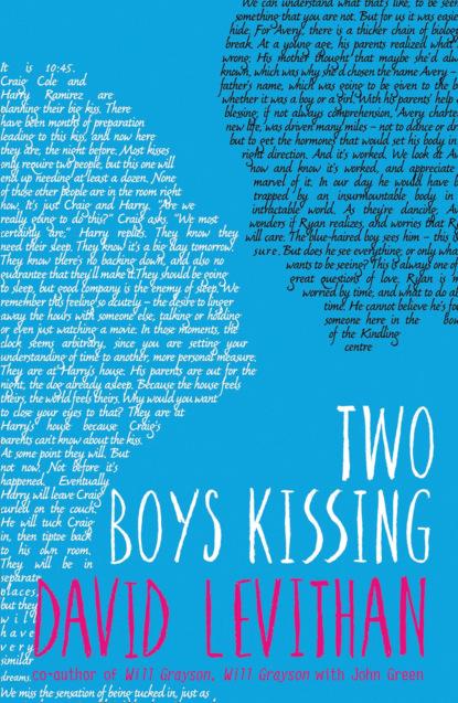 Фото - David Levithan Two Boys Kissing david levithan will grayson will grayson