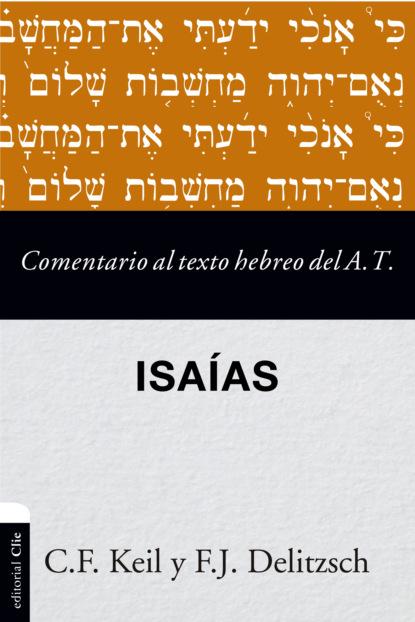 Фото - Franz Julius Delitzsch Comentario al texto hebreo del Antiguo Testamento - Isaías j m santón el país del sin sentido