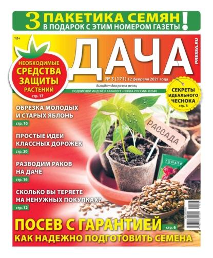 Дача Pressa.ru 03-2021