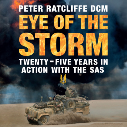 Фото - Peter Ratcliffe Eye of the Storm - Twenty-Five Years in Action with the SAS (Unabridged) peter zheutlin the dog went over the mountain travels with albie an american journey unabridged