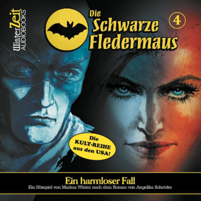 Angelika Schröder Die schwarze Fledermaus, Folge 4: Ein harmloser Fall benedikt weber ein fall für die schwarze pfote piraten