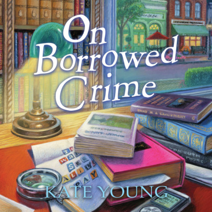 Kate Young On Borrowed Crime - A Jane Doe Book Club Mystery (Unabridged)