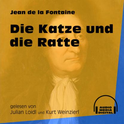 Фото - Jean de La Fontaine Die Katze und die Ratte (Ungekürzt) de la fontaine jean fables cd app
