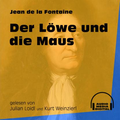 Фото - Jean de La Fontaine Der Löwe und die Maus (Ungekürzt) de la fontaine jean fables cd app