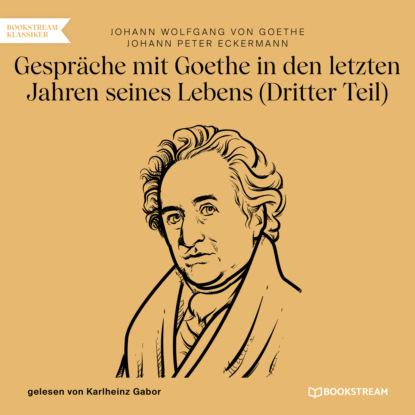 Johann Wolfgang von Goethe Gespräche mit Goethe in den letzten Jahren seines Lebens - Dritter Teil (Ungekürzt) institut für managementvisualisierung minuten gespräche mit chefs