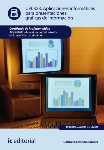 Фото - Gabriel Carmona Romera Aplicaciones informáticas para presentaciones: gráficas de información. ADGG0208 antonio luís cardador cabello desarrollo de aplicaciones web distribuidas ifcd0210