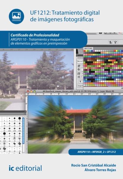 Álvaro Torres Rojas Tratamiento digital de imágenes fotográficas. ARGP0110 álvaro torres rojas fases y procesos en artes gráficas argi0109
