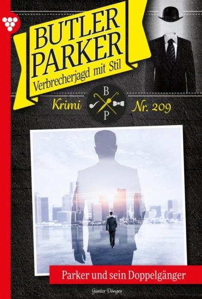 Butler Parker 208 – Kriminalroman