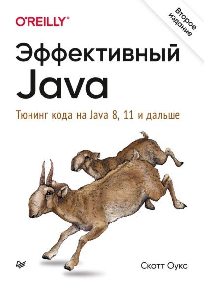 Эффективный Java. Тюнинг кода на Java 8, 11 и дальше (pdf+epub)