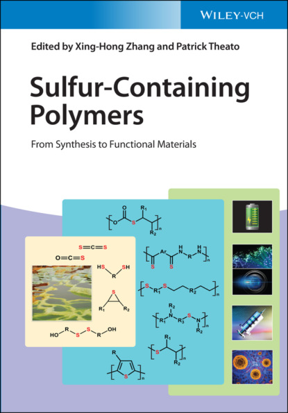 Группа авторов Sulfur-Containing Polymers ian manners frontiers in transition metal containing polymers