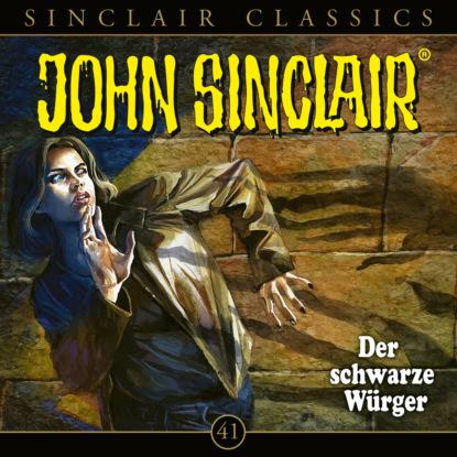 John Sinclair, Classics, Folge 41: Der schwarze W?rger