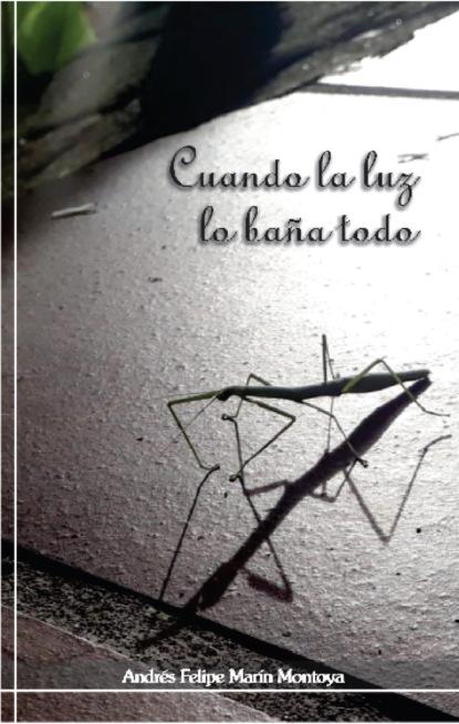Andrés Felipe Marín Montoya Cuando la luz lo baña todo readtrepreneur publishing resumen de una historia del mundo a través de 6 tragos