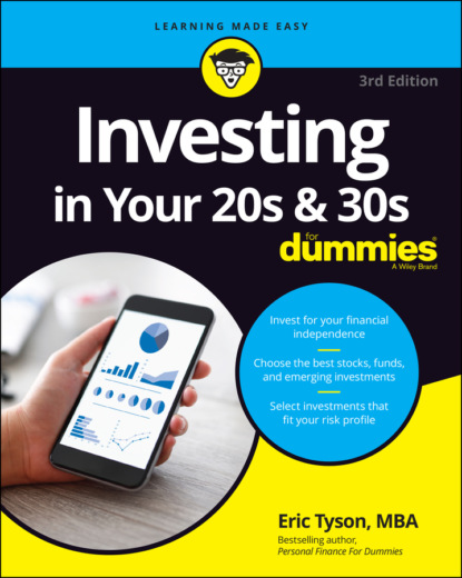 Eric Tyson Investing in Your 20s & 30s For Dummies eric tyson starting a business all in one for dummies