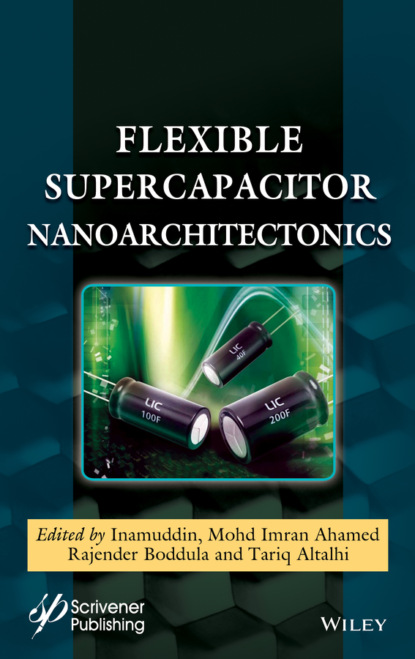 Flexible Supercapacitor Nanoarchitectonics