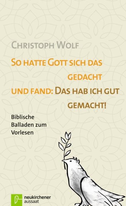 gottlob christoph adolf harless jacob bohme und die alchymisten Christoph Wolf So hatte Gott sich das gedacht und fand: Das hab ich gut gemacht.