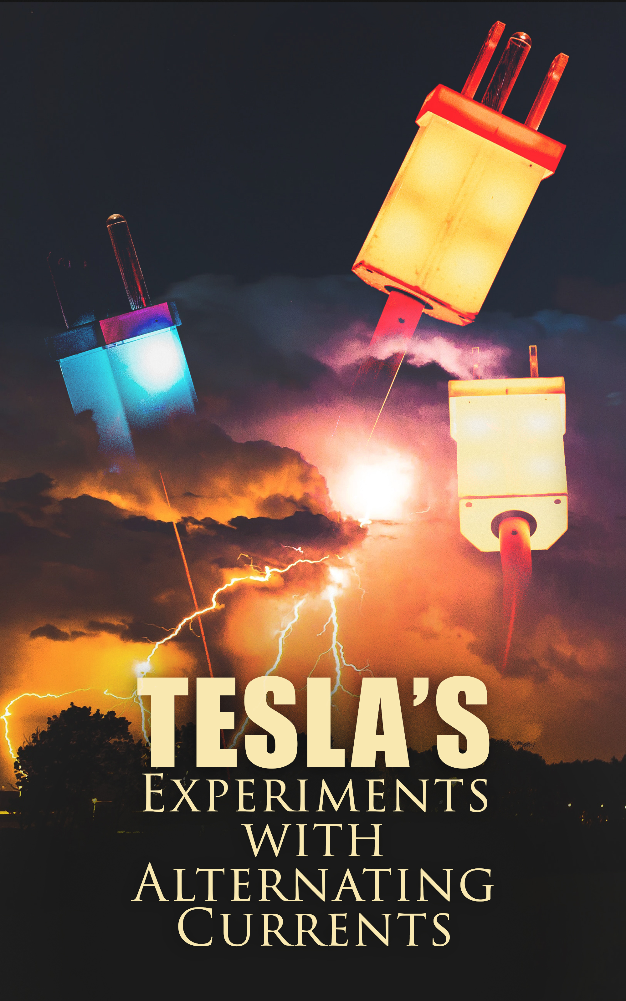 Tesla\'s Experiments with Alternating Currents