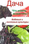 Что можно вырастить? Огород. Бобовые и листовые культуры