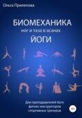Биомеханика ног и таза в асанах йоги
