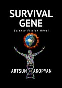 SurvivalGene. Science Fiction Novel