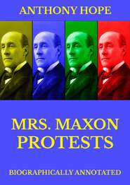 Mrs Maxon Protests
