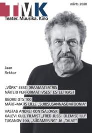 TeaterMuusikaKino 03 2020
