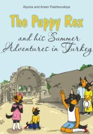 Щенок Рекс и его летнее путешествие в Турцию. The Puppy Rex and his Summer adventures in Turkey