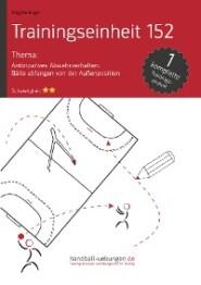 Antizipatives Abwehrverhalten: Bälle abfangen von der Außenposition (TE 152)