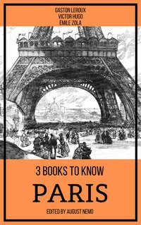 3 books to know Paris