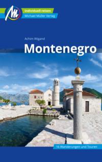 Montenegro Reiseführer Michael Müller Verlag