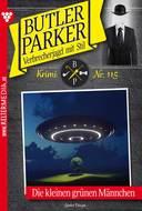 Butler Parker 115 – Kriminalroman