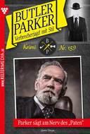 Butler Parker 159 – Kriminalroman