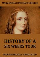 History Of Six Weeks\' Tour