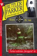 Butler Parker 144 – Kriminalroman