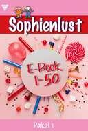 Sophienlust Paket 1 – Familienroman