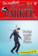 Der exzellente Butler Parker 33 – Kriminalroman