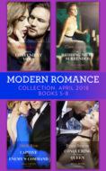Modern Romance Collection: April 2018 Books 5 - 8