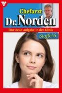 Chefarzt Dr. Norden Staffel 6 – Arztroman