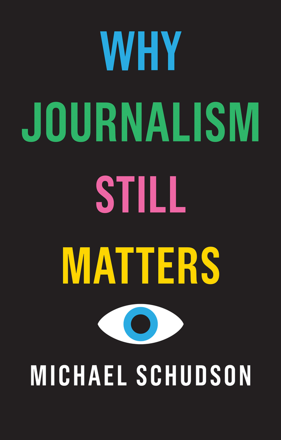Why Journalism Still Matters