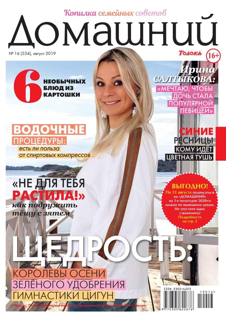 Домашний Журнал 16-2019