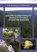 Высшие базидиомицеты лесных и луговых экосистем Жигулей