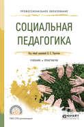 Социальная педагогика. Учебник и практикум для СПО
