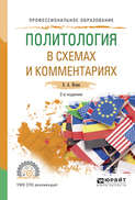 Политология в схемах и комментариях 2-е изд., испр. и доп. Учебное пособие для СПО