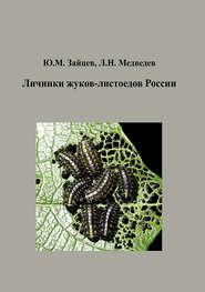 Личинки жуков-листоедов России