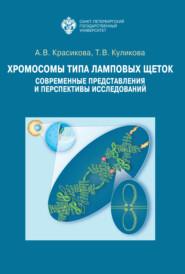 Хромосомы типа ламповых щеток. Современные представления и перспективы исследований