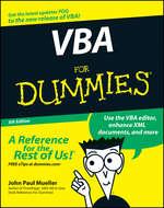 VBA For Dummies