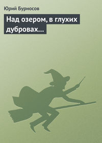 Купить книгу Над озером, в глухих дубровах..., автора Юрия Бурносова