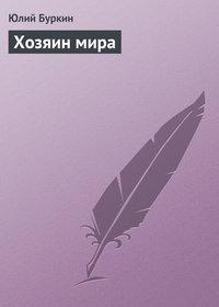 Купить книгу Хозяин мира, автора Юлия Буркина