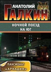 Книга Ночной поезд на юг