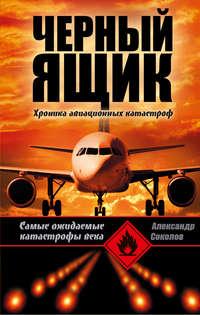Книга Черный ящик - Автор Александр Соколов